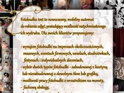fotobudka - łańcut rzeszów podkarpacie - fotokabina