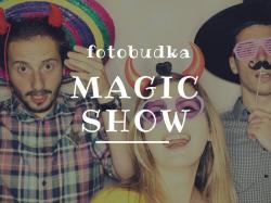 Fotobudka Magic Show