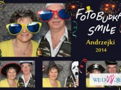 FOTOBUDKA - SMILE na Twojej imprezie