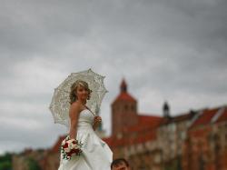 Fotografia ślubna Gdańsk, Gdynia, Sopot woj. pomorskie