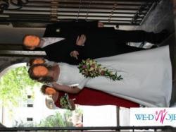 FRANCUSKA suknia ślubna Cymbeline,