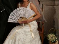 Francuska suknia ślubna HERM's