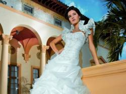 Francuska suknia ślubna Miss Kelly 36/38