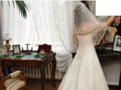 Francuska suknia ślubna Miss Kelly, model Lorea