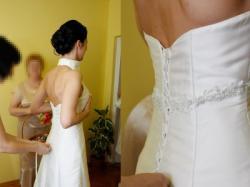 Francuska suknia ślubna Pronuptia Deliciouse Allure