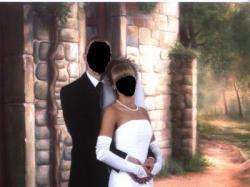 Francuska suknia ślubna z firmy Complicite