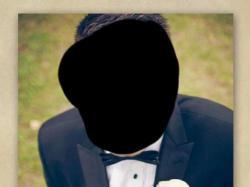 Garnitur ślubny,muszka i koszula