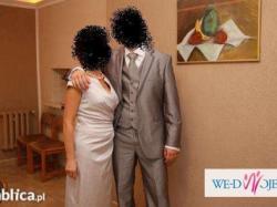 Garnitur ślubny PAWO z linii Ceremony PIĘKNY