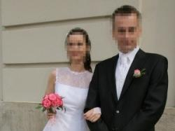 Garnitur Wilvorst ślubny wzrost 188