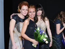 Goście na pokazie Natalii Jaroszewskiej
