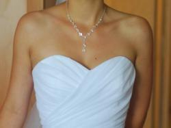 Grecka, oryginalna suknia ślubna