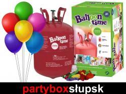 HEL i Balony - PARTYBOX SŁUPSK