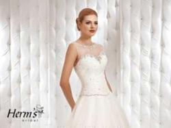 Herm's 2014 Mayotte suknia ślubna