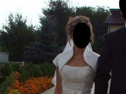 Herm's Liametti - suknia ślubna dla drobnych księżniczek!!!