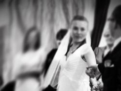 Hiszpańska biała suknia ślubna La Sposa - model Laud