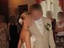 Hiszpańska elegancka suknia ślubna Pronovias model Tango