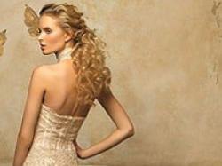 Hiszpańska, koronkowa suknia Orense (kolekcja Pronovias 2007) za pół ceny!!!