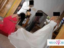 Hiszpańska suknia La Sposa