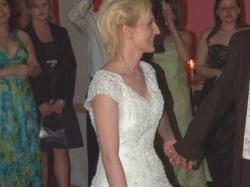Hiszpańska suknia Lugo Novias