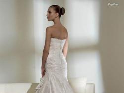 HISZPAŃSKA suknia PAPILLON z kolekcji SAN PATRICK rozm.36