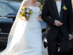 Hiszpańska suknia ślubna!!!