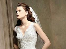 Hiszpańska suknia ślubna - Magdala