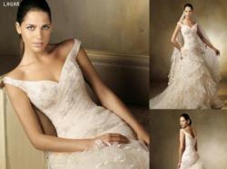 Hiszpańska Suknia ślubna PRONOVIAS LAGAR