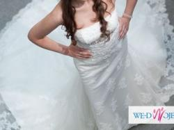 Hiszpańska suknia ślubna San Patrick Palma