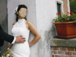 Hiszpańska suknia ślubna ST.PATRICK (pronovias)