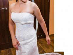 HISZPAŃSKA suknia z kolekcji Famosa 2012