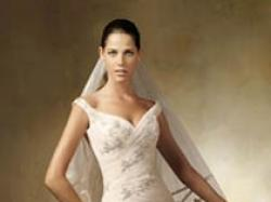 Hiszpańska suknia z kolekcji PRONOVIAS - LAGAR