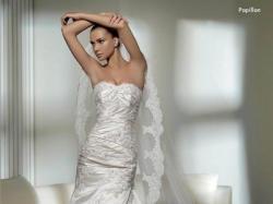 HISZPAŃSKA suknia z kolekcji SAN PATRICK z Londynu ROZM.36