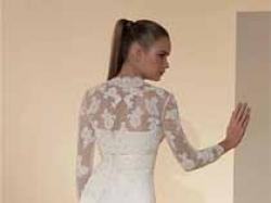 hiszpańska suknia z Madonny White One 427, roz. 38