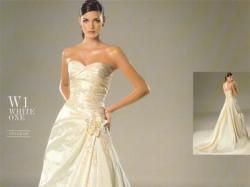 Hiszpańska suknie White one model 181