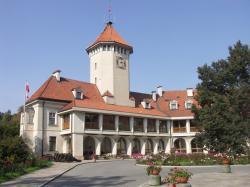 Hotel*** Zamek,Dom Polonii w Pułtusku