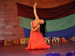 Idalia - pokaz tańca orientalnego - taniec brzucha