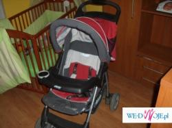 Idealny Wózek Spacerowy Baby Design Walker!