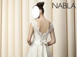 iękna koronkowa suknia ślubna Nabla model Susan