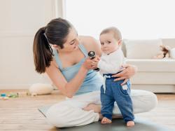 Ile schudniesz po porodzie? Wiele zależy od ciebie!