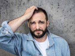 Impulsywny Ślązak o niewyparzonym języku i aktor obsadzany w rolach twardzieli. Jaki naprawdę jest Michał Żurawski?