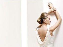 Inna niż wszystkie suknia ślubna Manuela Motty kolekcja 2010 - MODEL CHABLIS