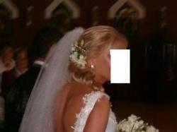inna niż wszytkie suknia ślubna z PARISETTE