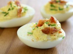 Jajka z pastami