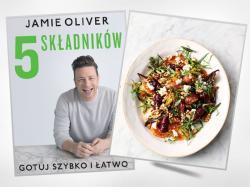 Jamie Oliver specjalnie dla czytelniczek Polki.pl! Tylko 5 składników, szybko, prosto i zdrowo!