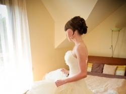 Jedna jedyna ślubna suknia