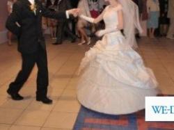 Jedna w swoim rodzaju suknia ślubna