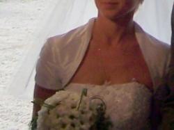 jednoczesciowa biala suknia slubna jednoczęściowa biała suknia ślubna