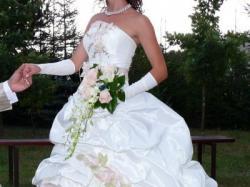 Jedyna, niepowtarzalna suknia ślubna