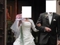 Jedyna taka suknia ślubna firmy Classa