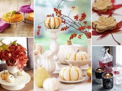 Jesienna aranżacja kuchni